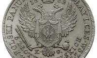 5 złotych Aleksander 1832 rewers